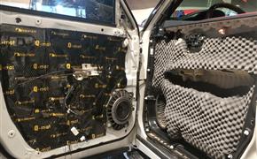 日产途乐改装丹麦丹拿40周年套装  途乐汽车音响改装