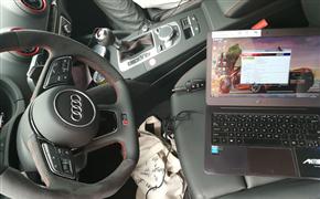 速度与激情之-奥迪RS3刷ecu升级拓展潜在动力与操控驾控更随心
