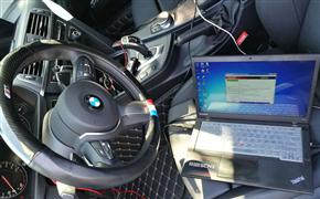 性能控-B48宝马320刷ecu 升级改善动力迟滞驾控更随心