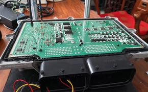 阿尔法罗密欧Stelvio 2.0T刷ECU升级动力改装
