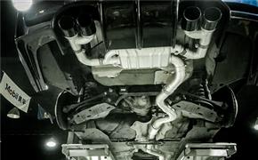 释放激情,宝马320i升级Repose运动排气