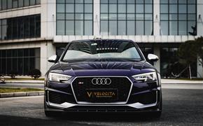 奧迪S4 升級 Velocita(威洛斯蒂)-VE智能5G全段排氣系統
