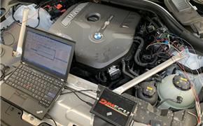 宝马X3 2.0T 刷ECU动力改装 驾驶质感达到极致