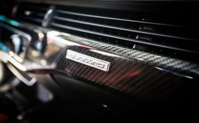 2020款奥迪S4升级碳纤维内饰 提升竞技感