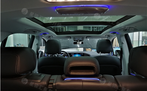 20款奔驰GLE450大柏林音响23P智能驾驶系统升级案例