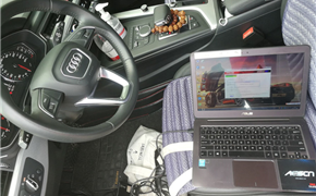 奥迪A4L-allroad刷ecu改善动力迟滞彰显运动本色