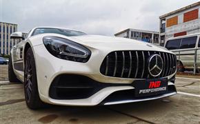 19款奔驰AMG GT刷ecu升级ING特调