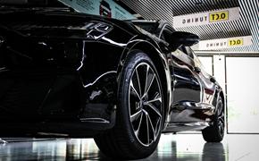 奥迪A7升级RS7款锻造轮毂