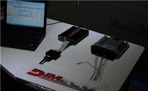 奥迪A4L 2.0T 刷DIM程序 40版本的绝大爆发