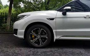 本田URV改裝Rotora高性能剎車套裝