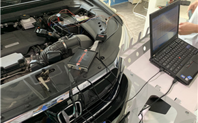 本田URV 2.0T 刷ECU動力改裝 現在性能就是3.0T