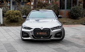 宝马新4系(G22)升级Velocita(威洛斯蒂)-VE智能5G排气系统