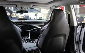 满配奥迪A7更换全车定制S运动座椅及前排座椅通风