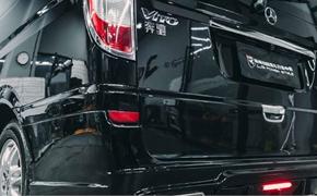 商务运动范,奔驰威霆升级WALD包围