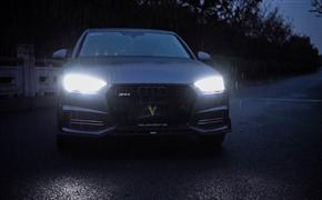 奥迪A4L B9 改装 Velocita(威洛斯蒂)-VE智能5G排气系统