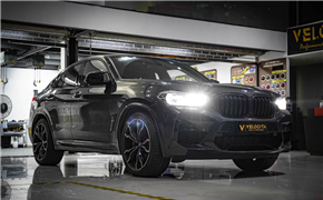2021款 宝马X4M(国六)升级Velocita(威洛斯蒂)-VE智能5G排气系统