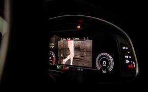 奥迪Q7安全属性点满 升级自适应巡航、夜视、侧向辅助