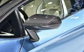 兰博基尼大牛埃文塔多LP700/720/740/SVJ改装OEM干碳后视镜壳倒车镜罩,升级套件