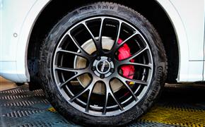 奥迪Q5L更换Rays G16锻造轮毂+SQ5黑色中网+BLOX锻造螺丝