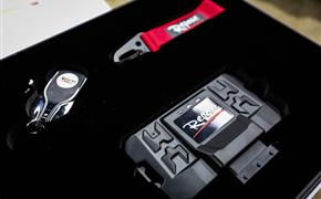 奥迪A6L安装MTM后包围+Repose阀门排气中尾段