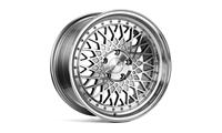 英国ISPIRI CSR3款网状抛边改装运动轮毂轮圈