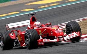 法拉利F1