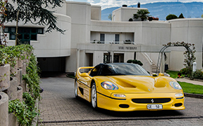法拉利F50
